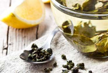 Why citrus green tea is useful