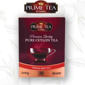 ceylon red tea