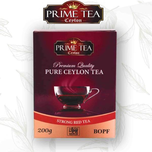 ceylon red tea
