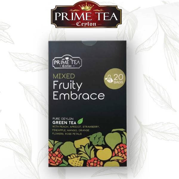 mixed fruity embrace